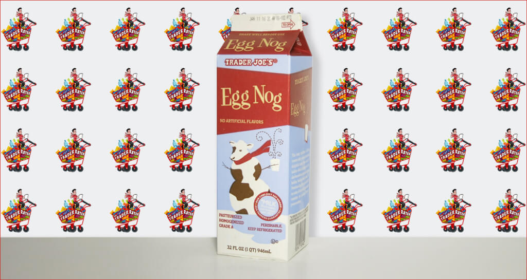 Trader Joe's Egg Nog