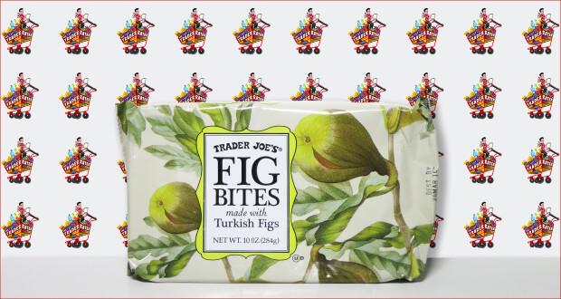 Trader Joe's Fig Bites