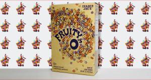 Trader Joe's Fruity O's Cereal