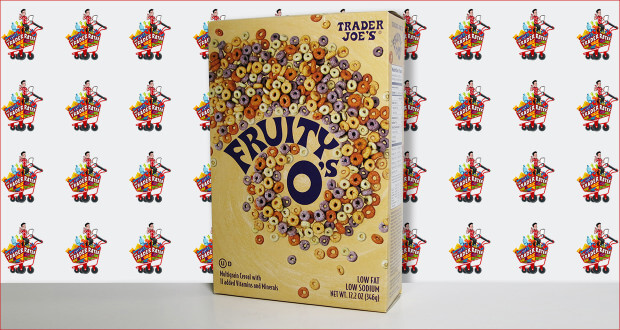 Trader Joe's Fruity O's Cereal