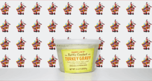 Trader Joe's Kettle Cooked Turkey Gravy