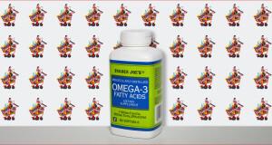 Trader Joe's Omega-3 Fatty Acids Dietary Supplement