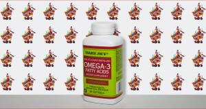 Trader Joe's Omega-3-Fatty Acids Odorless Dietary Supplement
