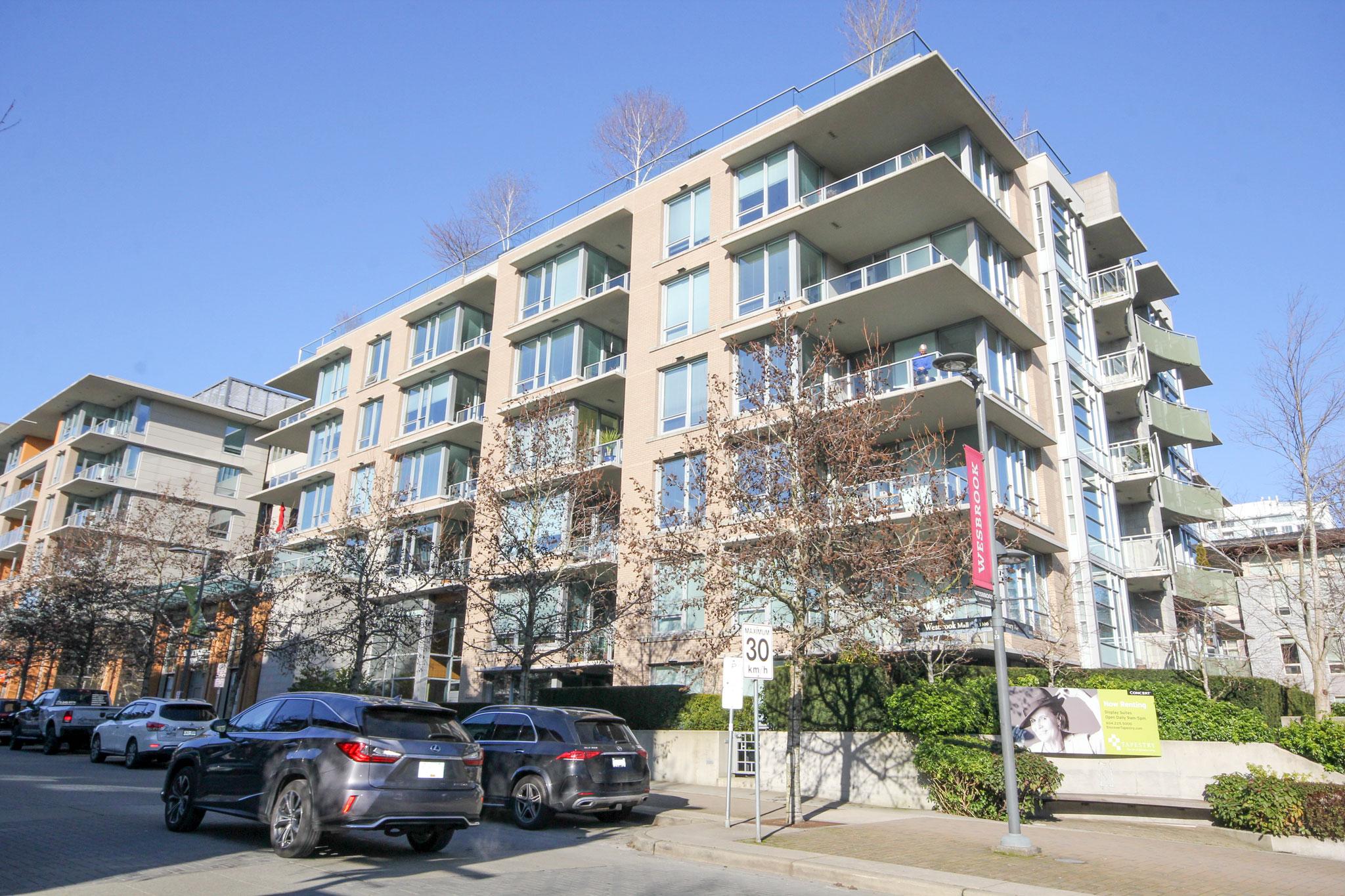 #105-3382 Wesbrook Mall, UBC, Vancouver