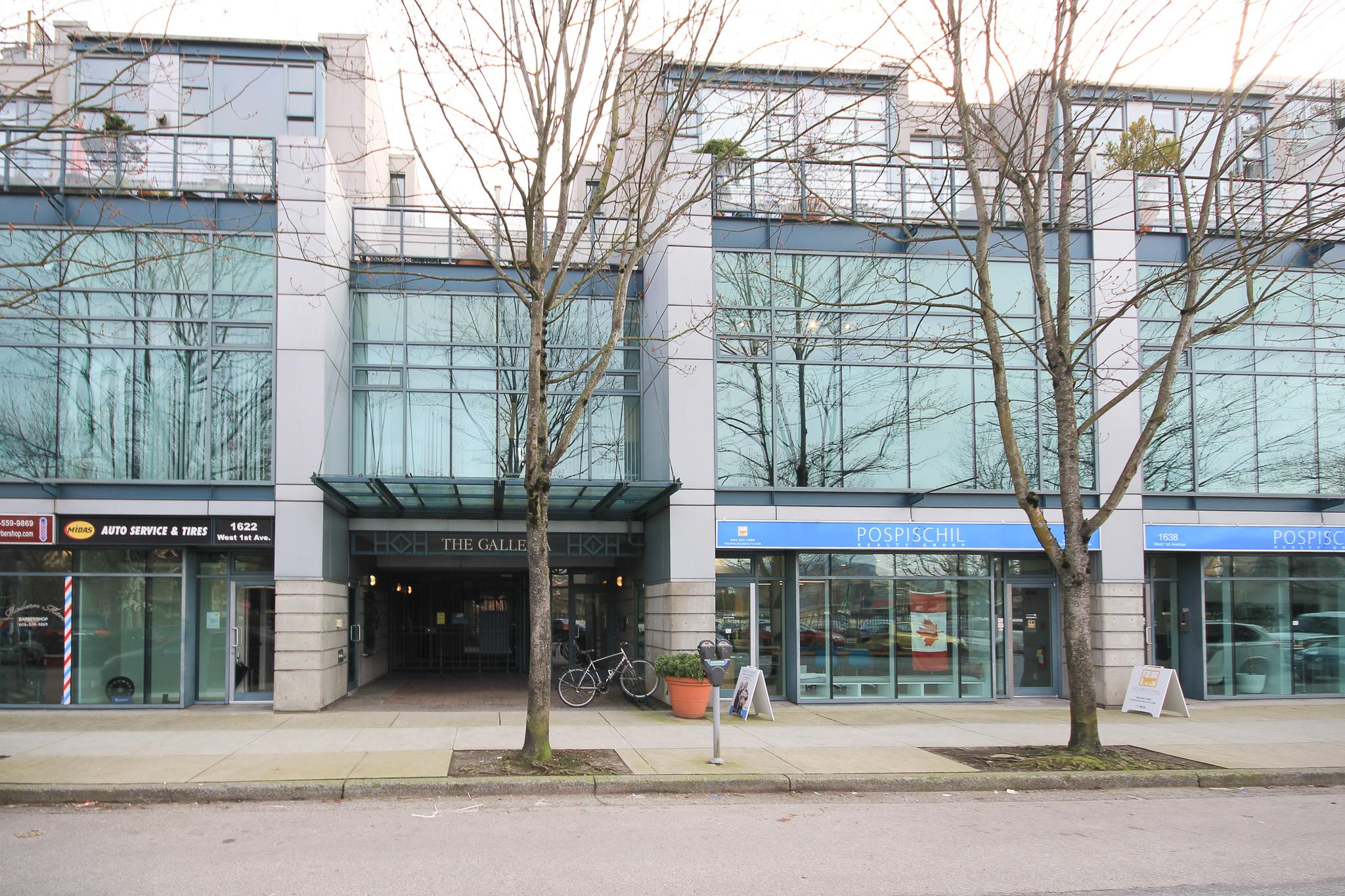 #411-1630 W 1st Ave, Vancouver, BC, V6J 1G1