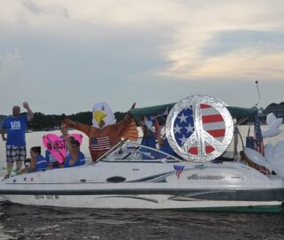 July 4th Boat Parade Winners