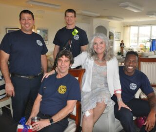 First Responders Party