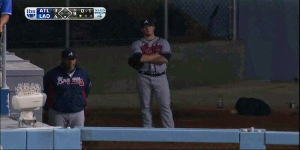 Kimbrel, Best Closer on the Planet, Watches Season Go Down The Drain