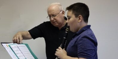 Clarinet Lessons WMS Monte