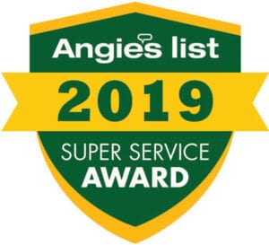 Super Service Award 2019 Lakewood Exterminating