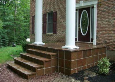 gilroy pics venetian tiled steps