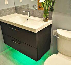 Gribskov Bathroom Remodel