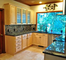 Kitchen Remodeling Contractor in Eugene