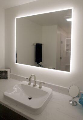New Vanity Construction