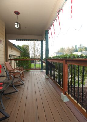 Remodeled Deck in Springfield