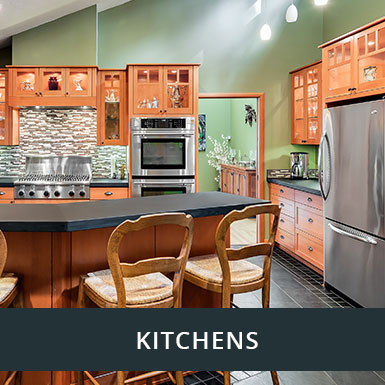 Portfolio of Kitchen Remodeling Projects