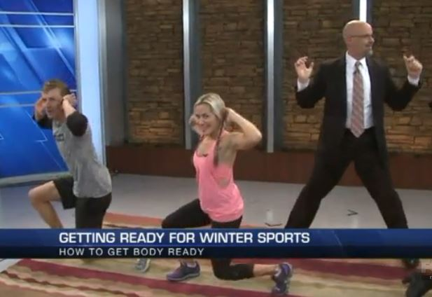 Is your body ready for winter sports?