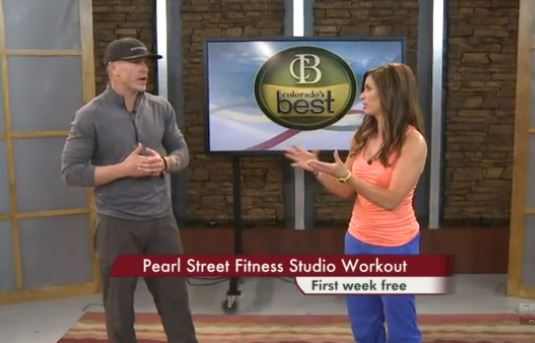 Stay Fit Online News Segment