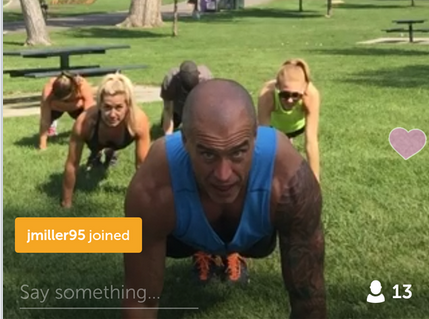 How to Get Free Live Workouts on Periscope