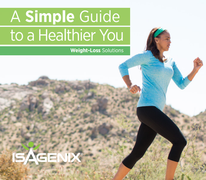 New! Easy to Follow Isagenix Guide