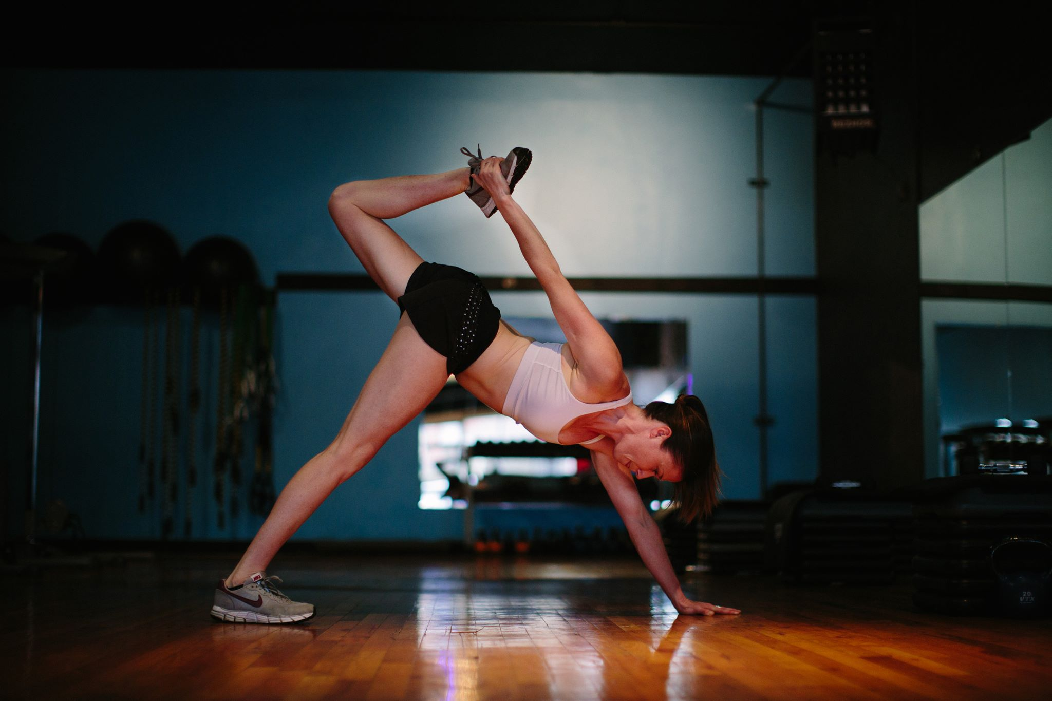 Trainer Shares Her Secret to a Better Body