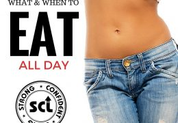 How to Eat All Day and Lose That Belly