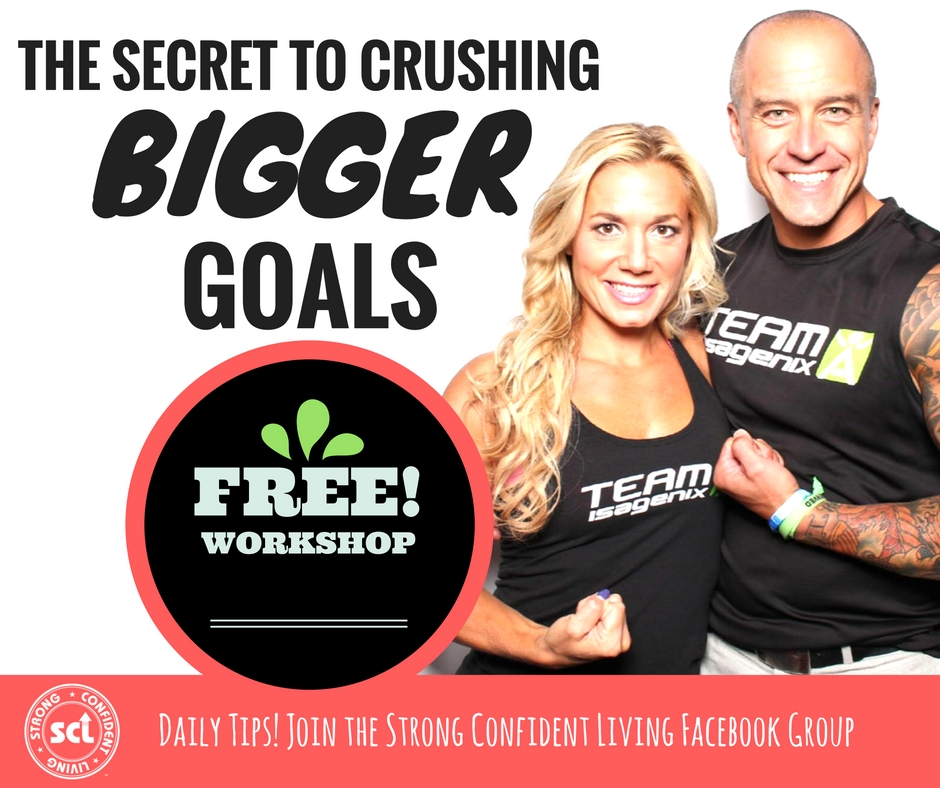 How to Crush a BIG Goal in 4 Simple Steps