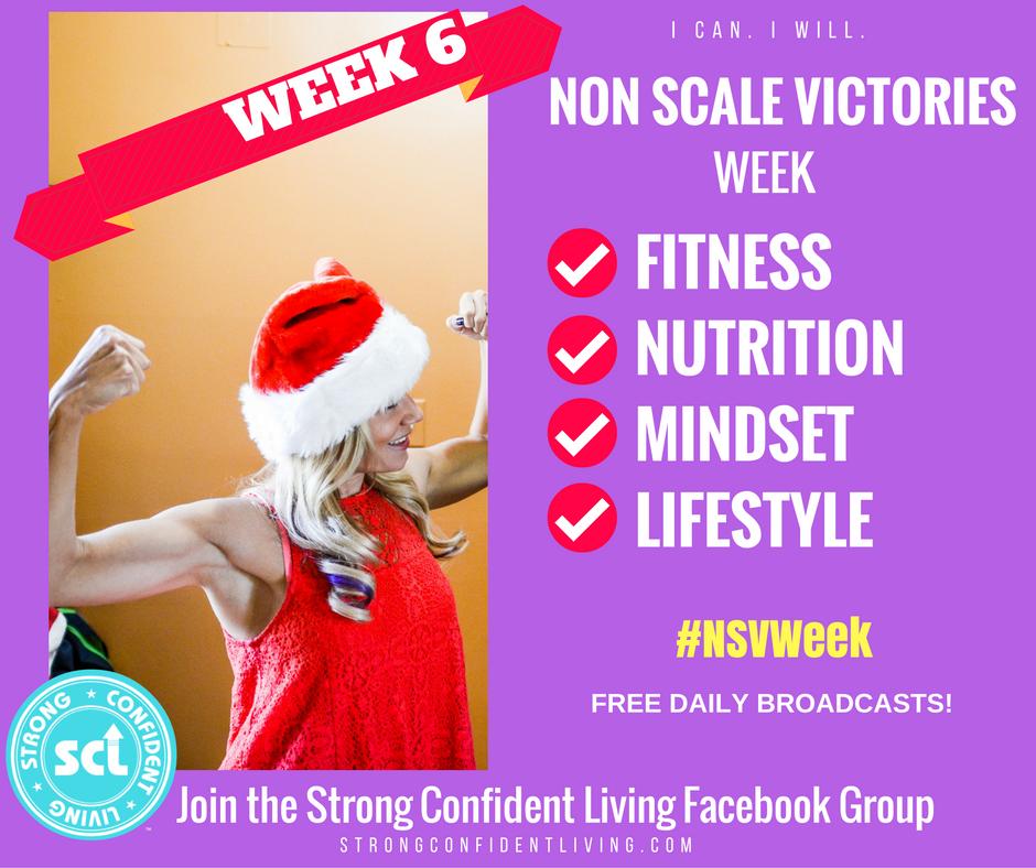 WEEK 6: NON SCALE VICTORIES WEEK!