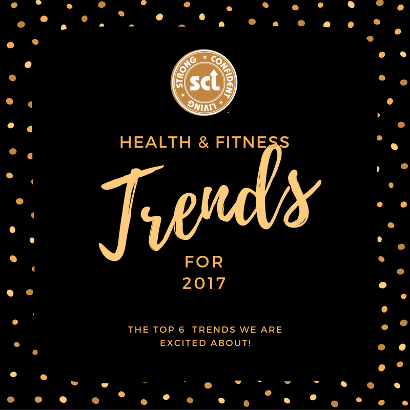 TRENDING! Health and Fitness Trends for 2017