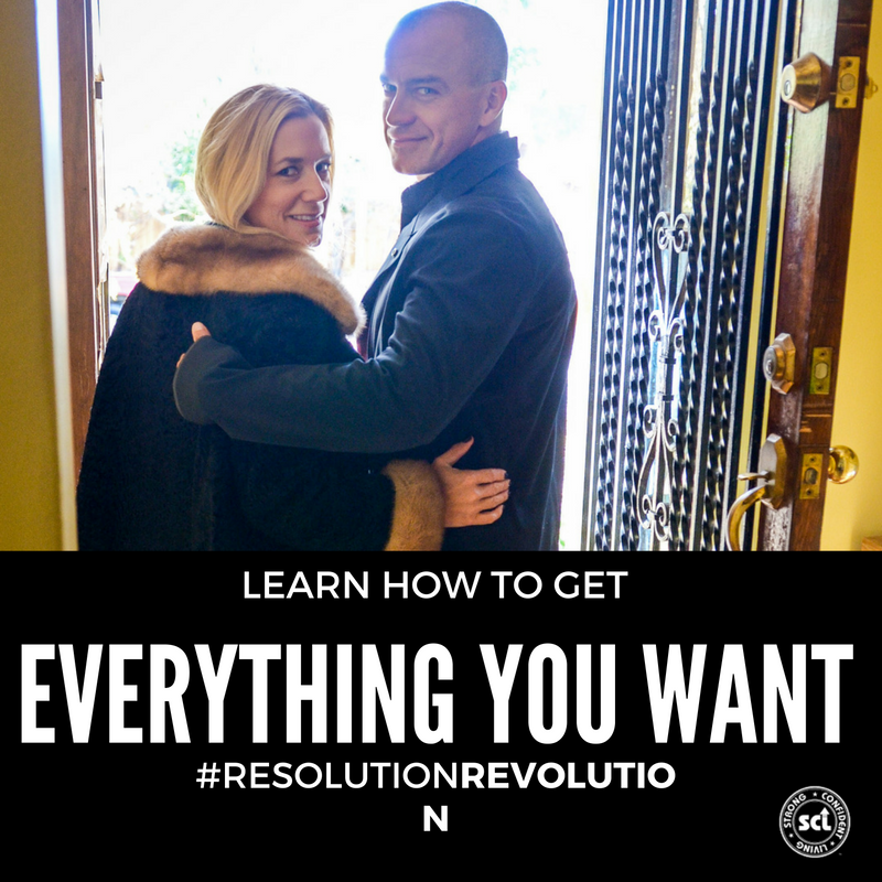 Resolution Revolution Workshop