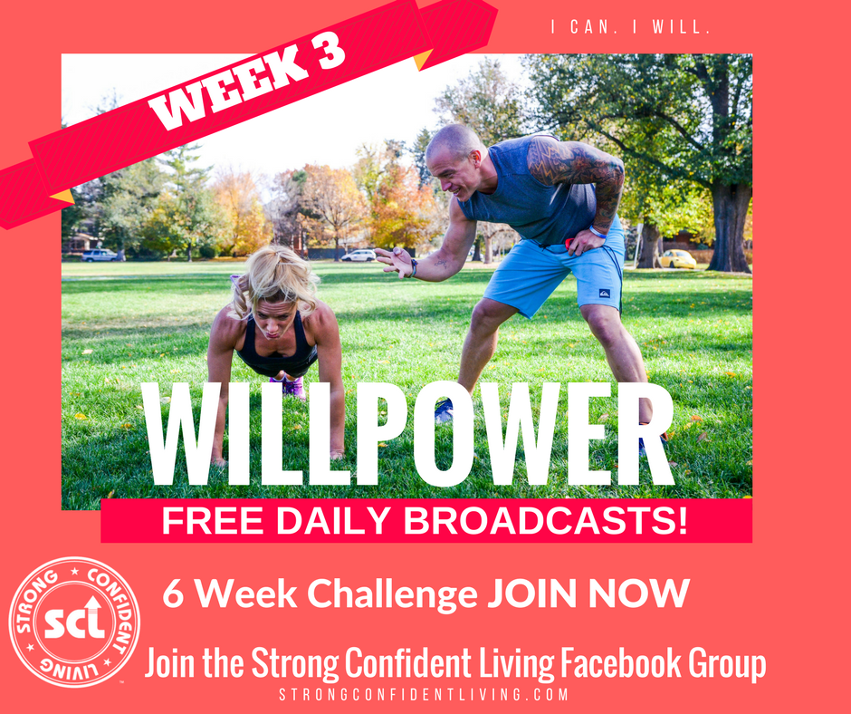 SCL BELLY BUSTER Challenge Week 3