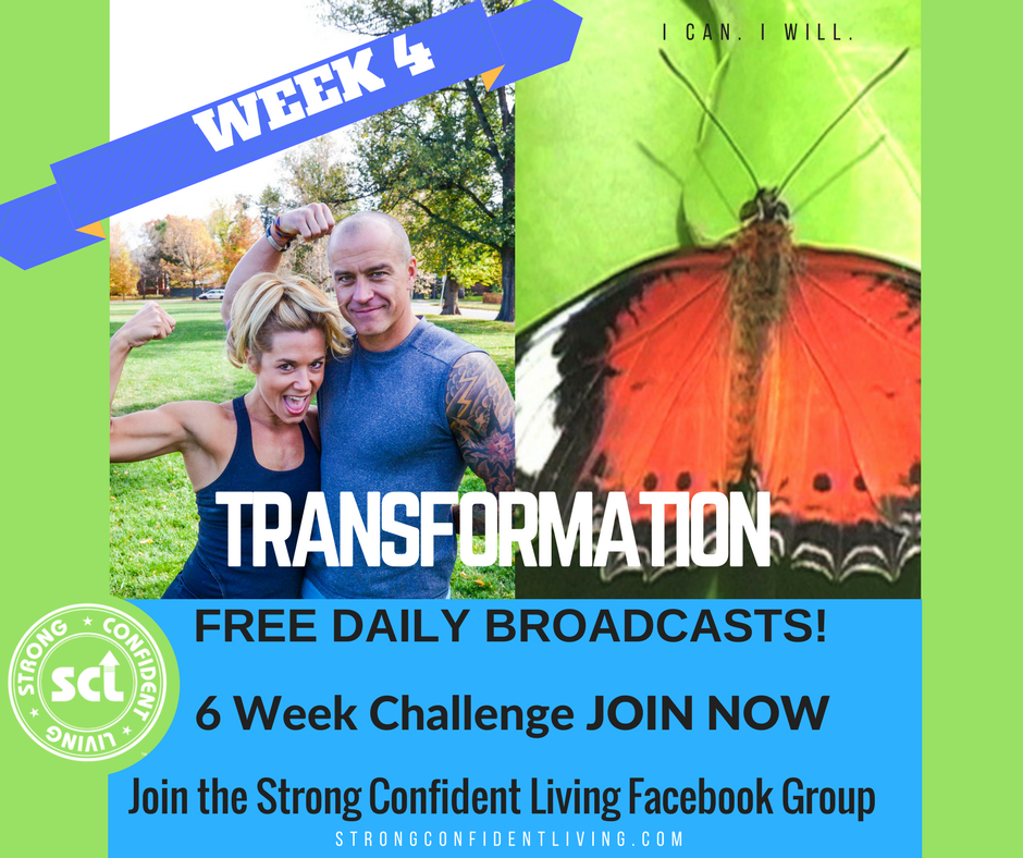 SCL BELLY BUSTER Challenge Week 4