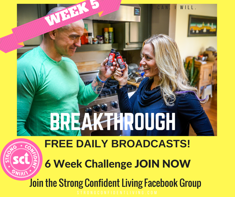 SCL BELLY BUSTER Challenge Week 5