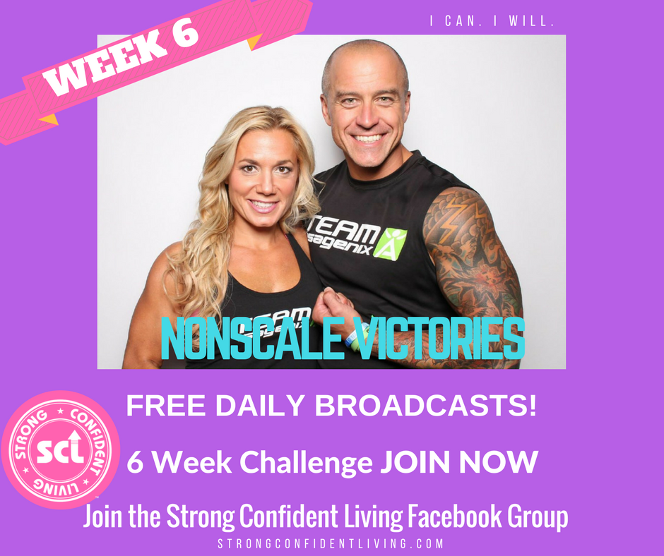 SCL BELLY BUSTER Challenge Week 6