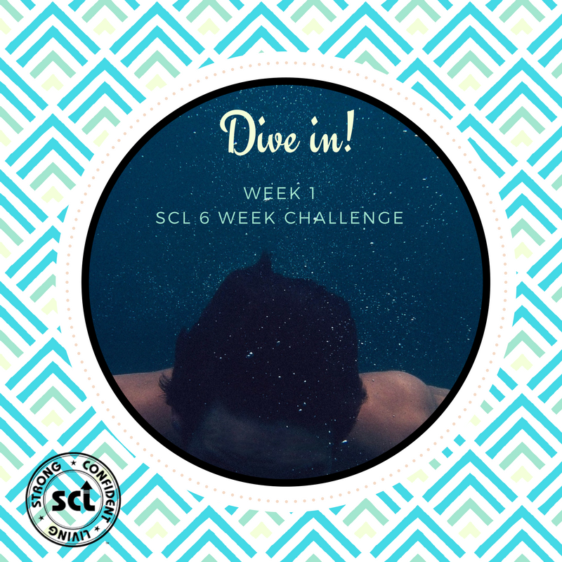 SCL Countdown to Summer Challenge Week 1
