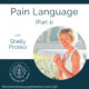 Pain Language Part 1: The Connected Yoga Teacher
