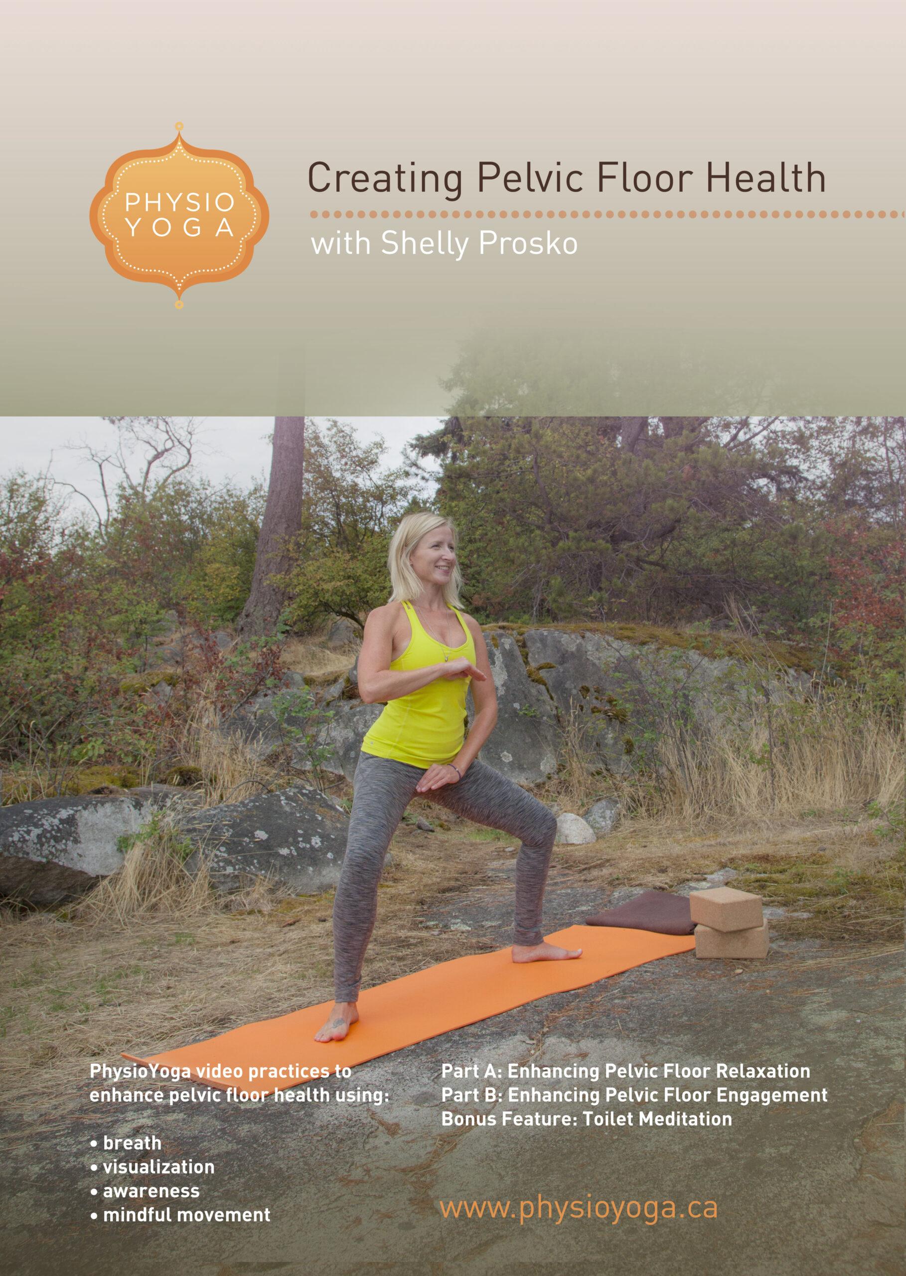 Creating Pelvic Floor Health Yoga Practices