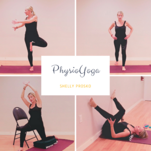 PhysioYoga and The Pelvic Floor Audio and Video Practices for Your Patients
