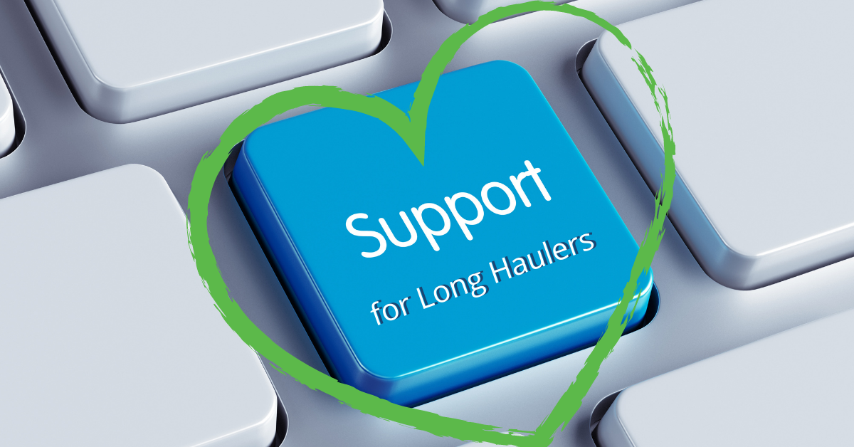Blog Support Long Haulers