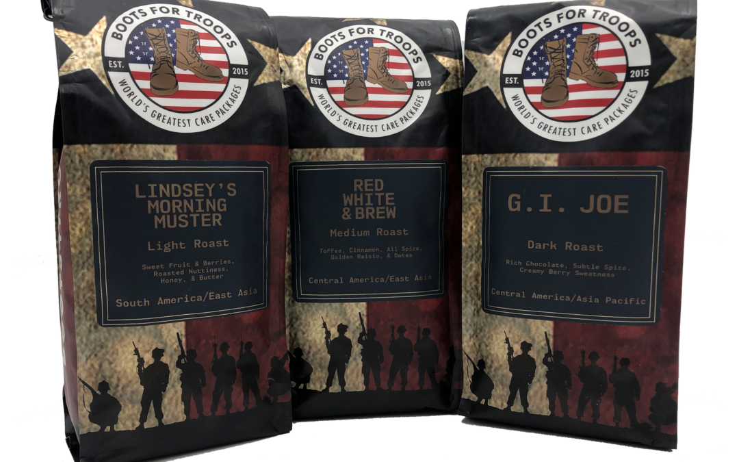 Boots For Troops Coffee