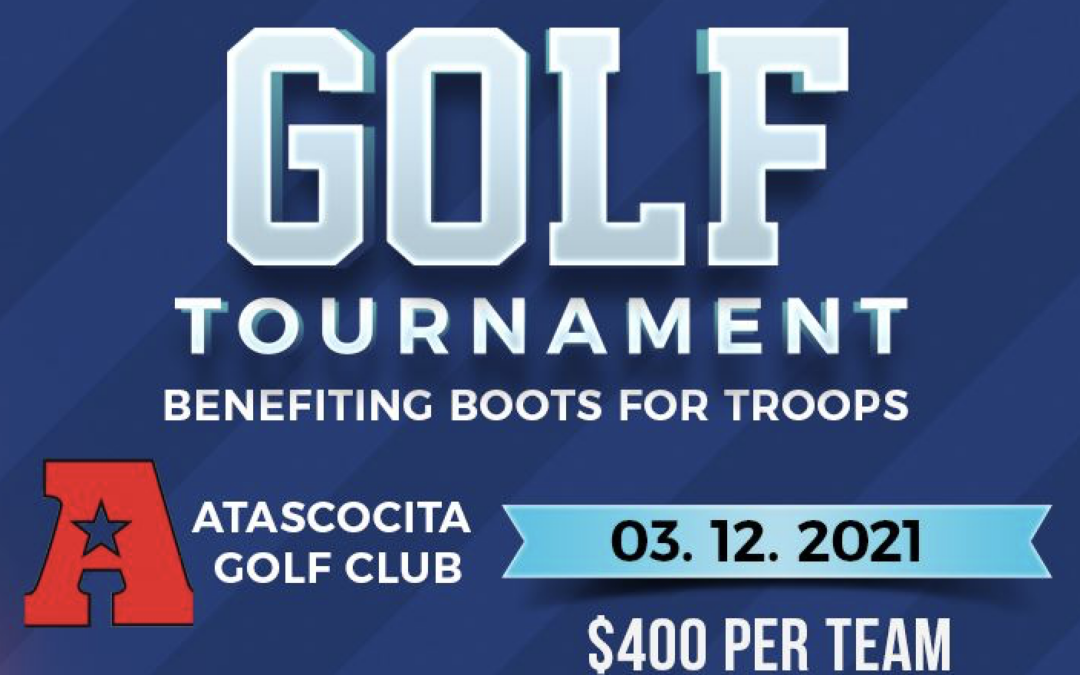 Par-Take for the Troops Golf Tour. Presented by Planet Ford 59 March 12th