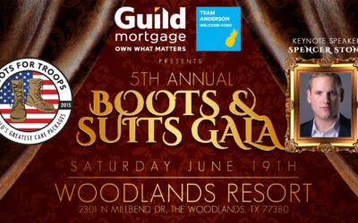 June 9th – 5th Annual Boots & Suits Gala Presented By Guild Mortgage, Team Anderson