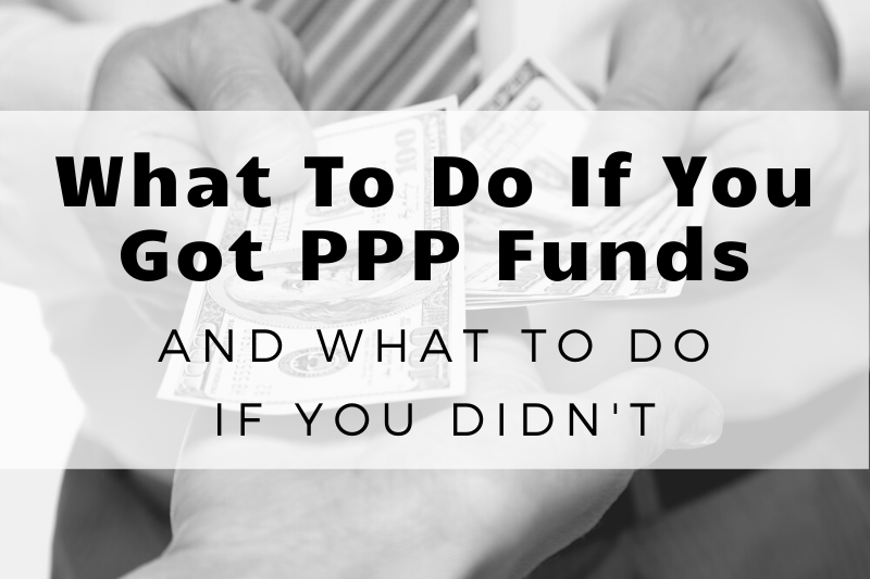 What Your Pennsylvania Business Should Do If They Received PPP Funding