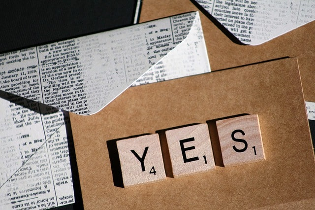 What is Your Yes?