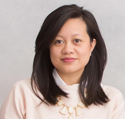 Phoebe Punzalan, associate director, Berkley Center for Entrepreneurship.