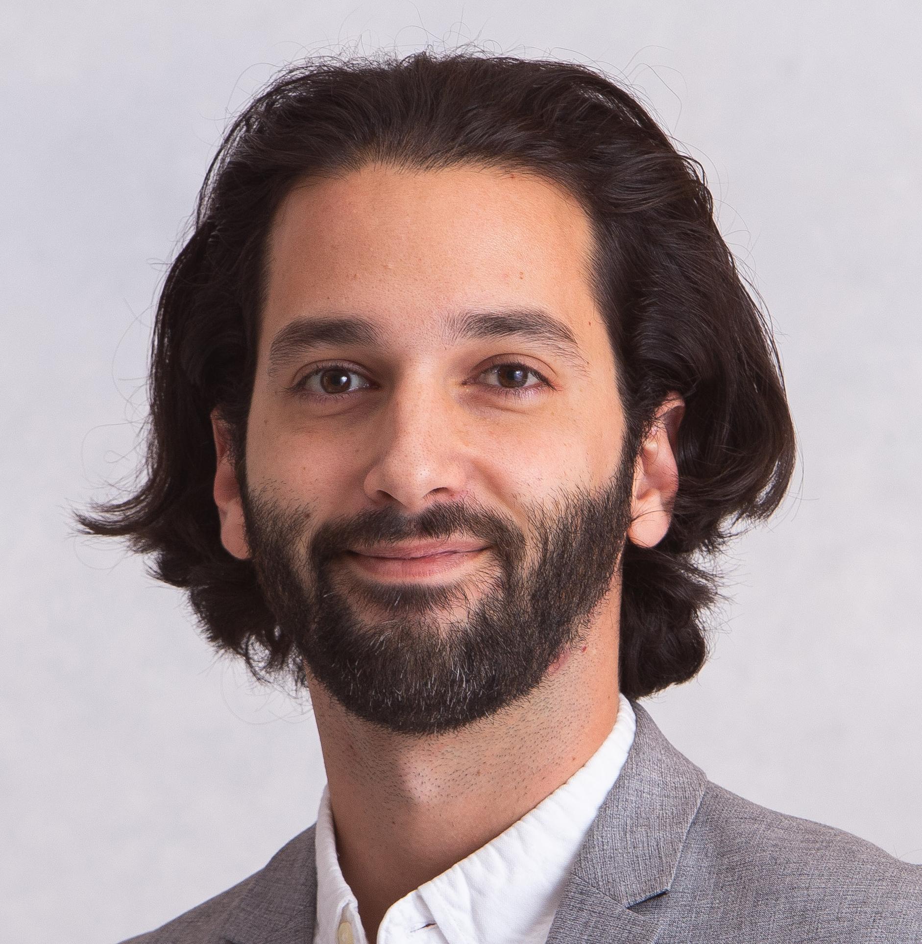 Danny Lafuente, Assistant Director, Berkley Center for Entrepreneurship.