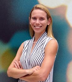 Sabrina Howell, NYU Stern professor and Berkley Center advisor.