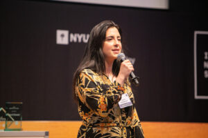Ioanna Stanegloudi, co-founder, Chief Risk Officer, Finclude