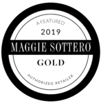 Maggie Sottero 2019 Gold Authorized Retailer