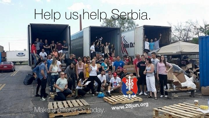 Serbian_Flood_Relief_Loading_Containers